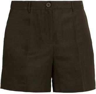 Tomas Maier Mid-rise straight-leg shorts