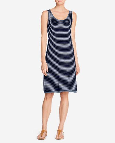 Eddie Bauer Women's Girl On The Go Reversible Dress - Stripe