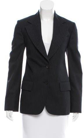 GucciGucci Wool Pinstriped Blazer