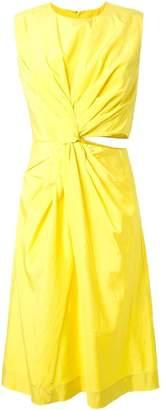 Jil Sander 'Habotai' dress