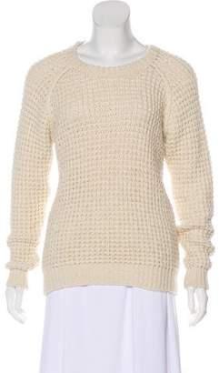 Isabel Marant Long Sleeve Knit Sweater