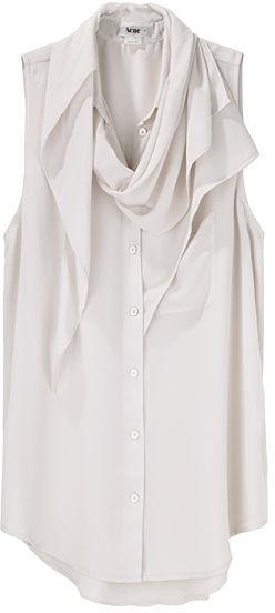 Acne / Arci Sleeveless Shirt