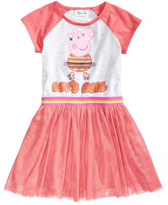 Peppa Pig Nickelodeon's® Graphic-Print Tutu Dress, Toddler Girls