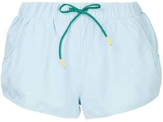 The Upside Run drawstring shorts