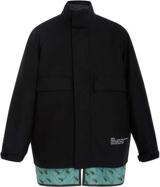Oamc Ism Layered Shell Jacket