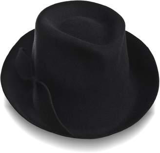 Justine Hats Classic Fedora Felt Hat