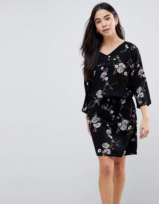 B.young Floral Printed Dress