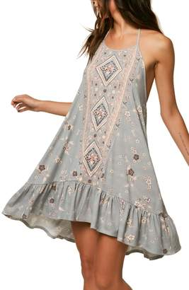 O'Neill Sonoma Print Halter Dress