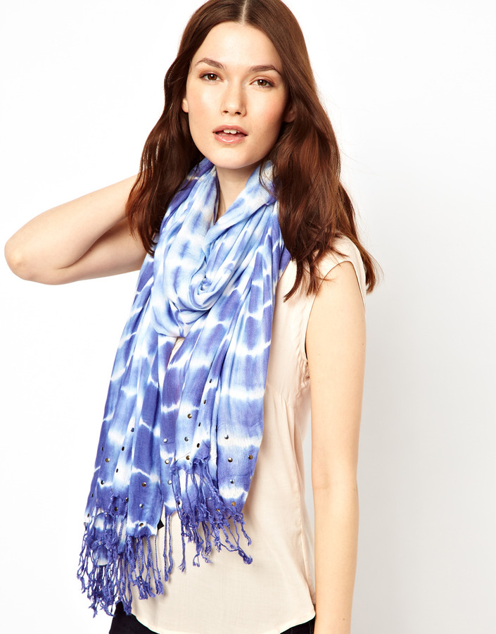 Warehouse Tie Dye Scarf