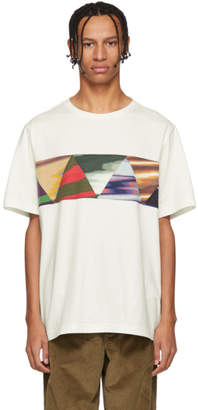 Missoni SSENSE Exclusive White Cotton T-Shirt