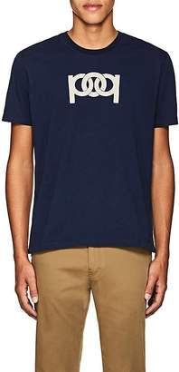 Pop Trading Company Men's Logo Cotton T-Shirt