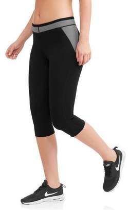 Generic Women's Slimming Neoprene Activewear Capri Pant