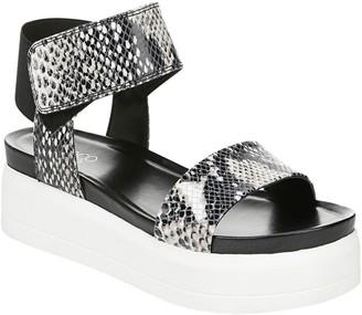 Franco Sarto Sport Chic Leather Sandals - Kana