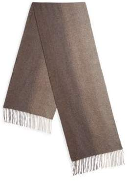 Saks Fifth Avenue COLLECTION Ombre Cashmere Scarf