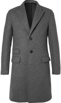 Neil Barrett Slim-Fit Felted Wool-Blend Coat