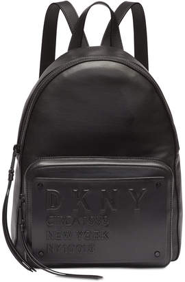 DKNY 10018 Logo Backpack, Created for Macy's