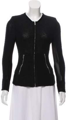 IRO Textured Knit Jacket