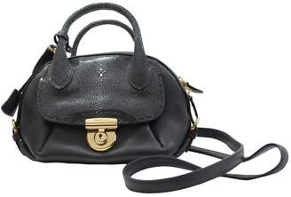 Salvatore Ferragamo Leather Crossbody Handbag