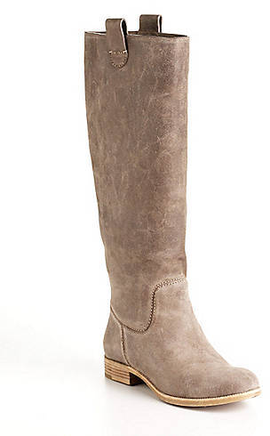 KORS Amby Leather Boots