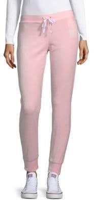 Juicy Couture Drawstring Cropped Pants