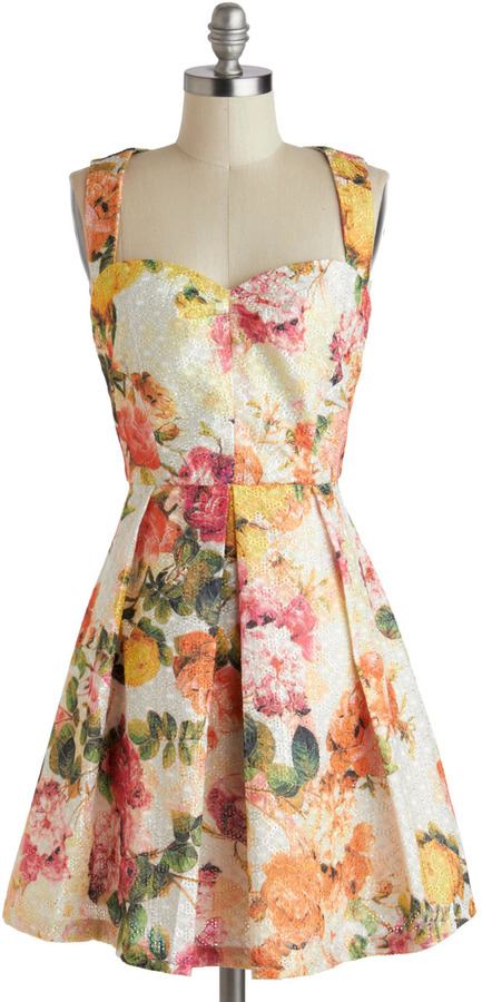 All About the Details Dress