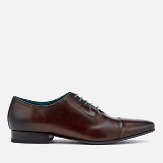 Ted Baker Men's Karney Leather Toe-Cap Oxford Shoes