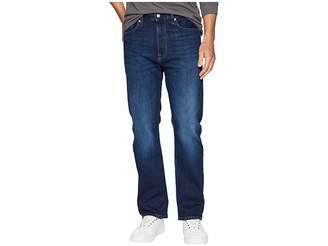 Calvin Klein Jeans CKJ 037 Relaxed Straight Jeans in Austin Dark Blue