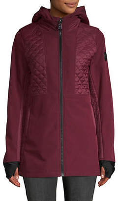 Point Zero 31' Hooded Quilt Jacket