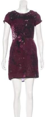 Rag & Bone Silk Printed Dress