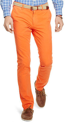 Polo Ralph Lauren Slim-Fit Pima Cotton Chino $145 thestylecure.com