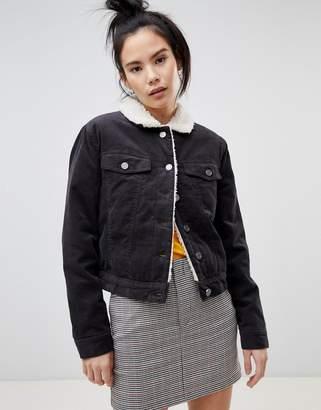 Pull&Bear corduroy jacket