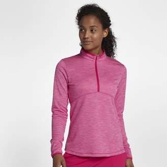 Nike Dry Women's Half Zip Golf Top