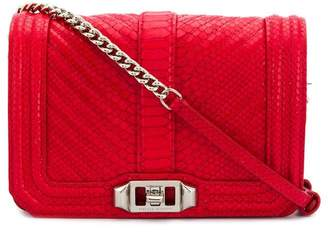 Rebecca Minkoff love rectangle satchel bag