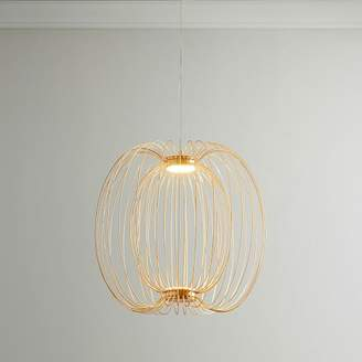 west elm Whisk LED Pendant