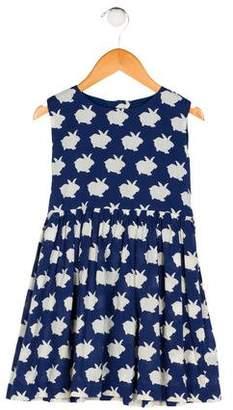 Roberta Roller Rabbit Girls' Printed Sleeveless Dress
