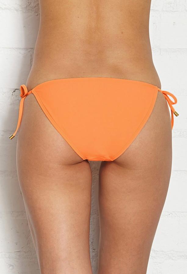 Forever 21 Basic String Bikini Bottom