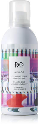 R+Co RCo - Analog Cleansing Foam Conditioner, 177ml - Colorless $29 thestylecure.com