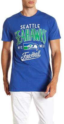 Junk Food Clothing Seattle Seahawks Kick Off Crew Tee