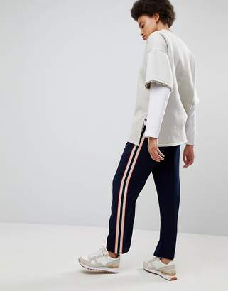 Asos Tailored Jogger with Side Stripe Panel
