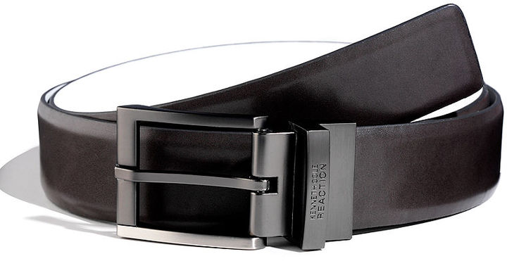 Kenneth Cole Reaction Belt, 35mm Reversible Feather Edge