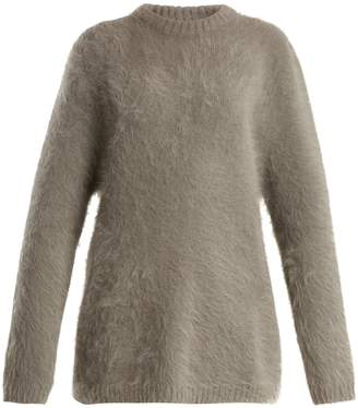 Raey Oversized ethical angora-blend sweater