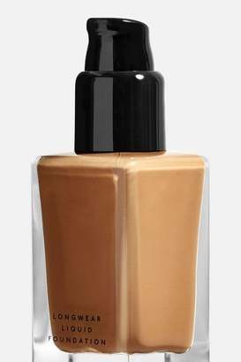 Topshop Longwear Liquid Foundation in Cinnamon