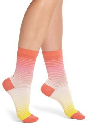 Paul Smith Emma Gradient Crew Socks