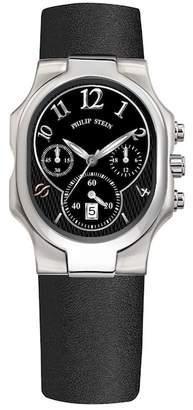 Philip Stein Teslar Women's Classic Quartz Chronograph Watch, 43mm
