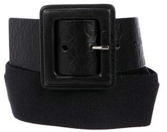 MICHAEL Michael Kors Logo Waist Belt