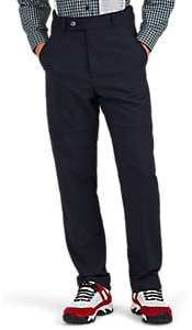 Martine Rose Men's Slim Trousers - Navy