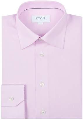 Eton Slim-Fit Cotton Twill Shirt