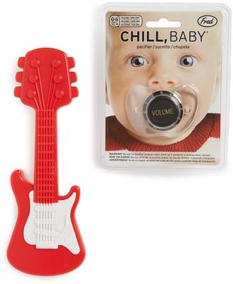 Fred & Friends Rattle Axe Rattle & Chill Baby Pacifier
