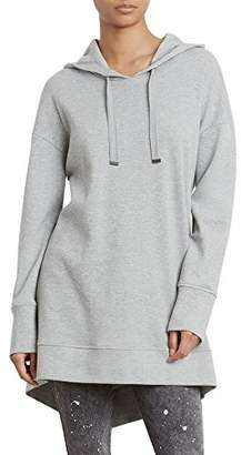 Kenneth Cole Women's Zip Back Hoodie