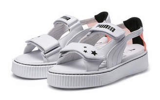 PUMA x SOPHIA WEBSTER Platform Sandals